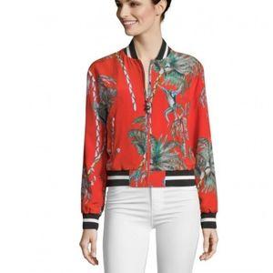 Robert Graham Meredith Botanical Silk jacket